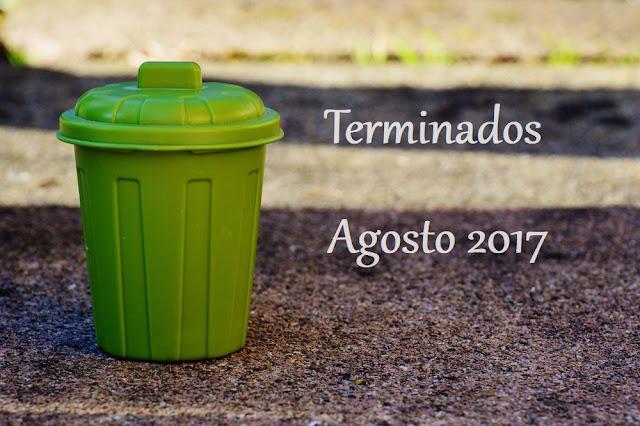 Terminados Agosto 2017