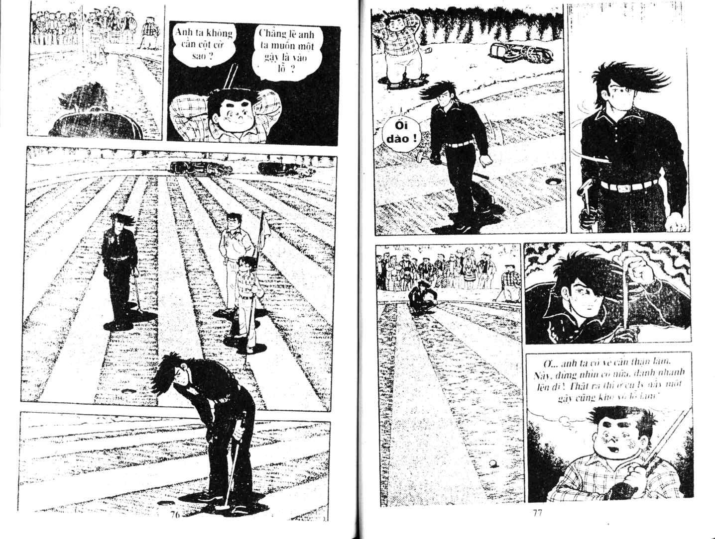 Ashita Tenki ni Naare chapter 5 trang 37