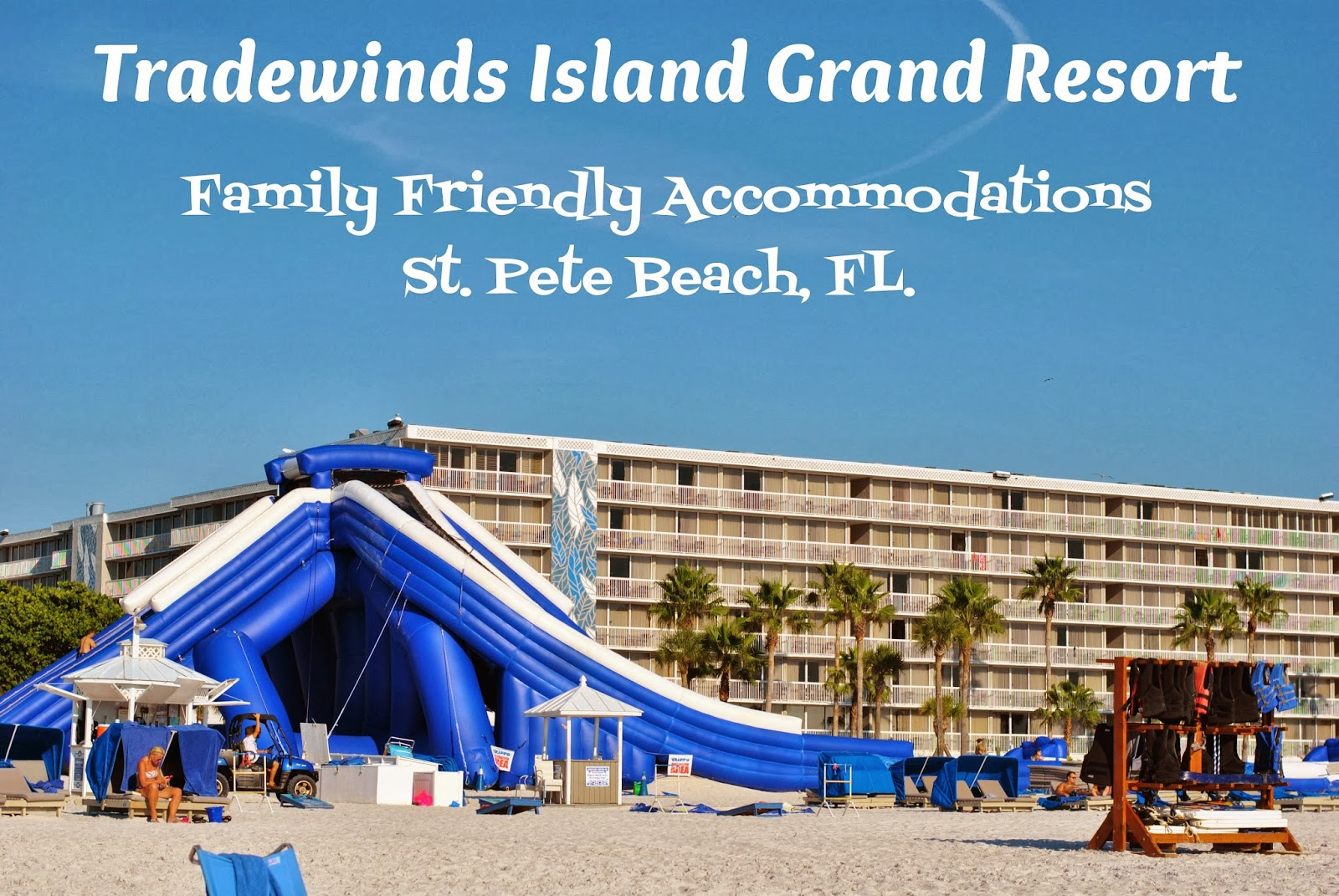Beach Suites Resort St Pete