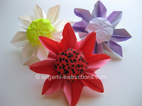 http://www.origami-instructions.com/origami-stars.html