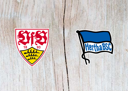 VfB Stuttgart vs Hertha Berlin - Highlights 15 December 2018