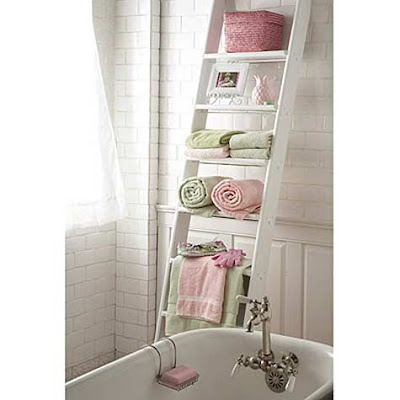 Cool and Creative Ways To Reuse Ladders (15) 14