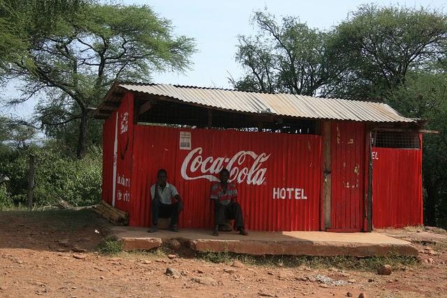 Coca Cola In Africa