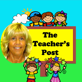 grab button for The Teacher's Post