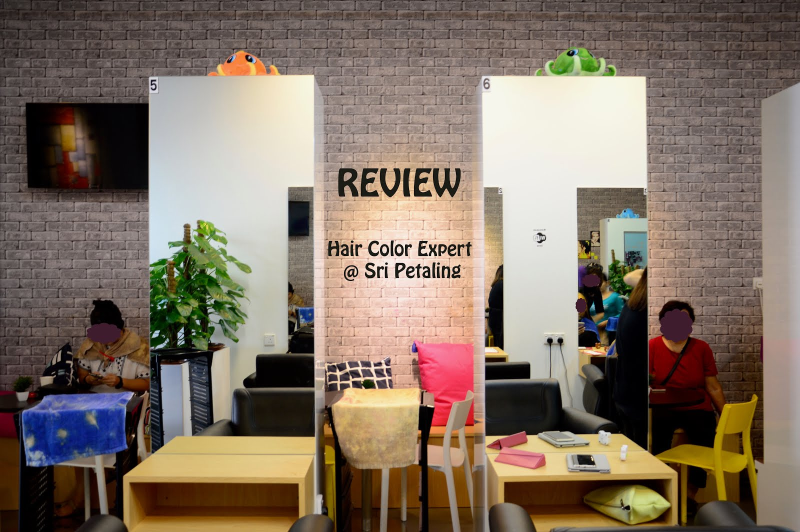 Hair Color Expert Sri P review