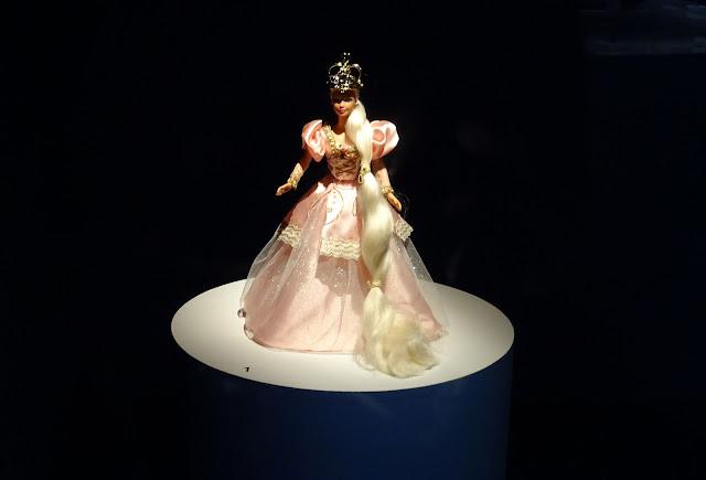 Exposition Barbie Musée des Arts Décoratifs Barbie princesse