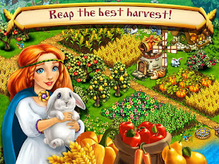 Harvest Land MOD v1.4.0 Apk (Unlimited Diamond + Money) Terbaru 2016 2