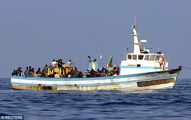 nigerians killed africa migrant ship