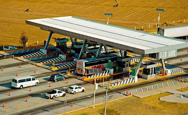 Aumentan precio de peaje en autopistas