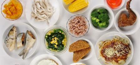 Makanan Yang Mengandung Sumber Protein Tinggi