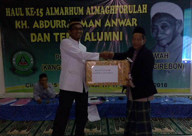HAUL Ke 15 Alm Almaghfurulah KH. Abdurrahman Anwar