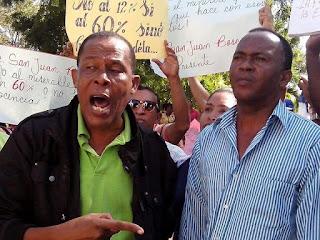 ADP filial Barahona denuncia cancelación de maestros por Ministerio de Educación