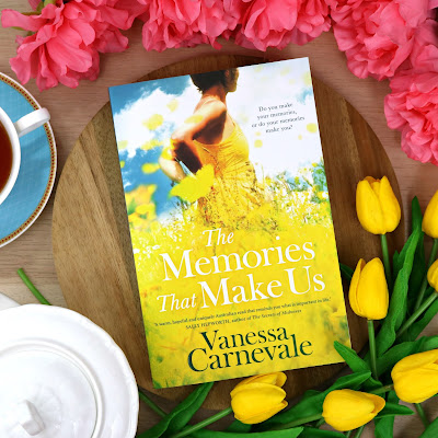 The Memories That Make Us Book Review Vanessa Carnevale