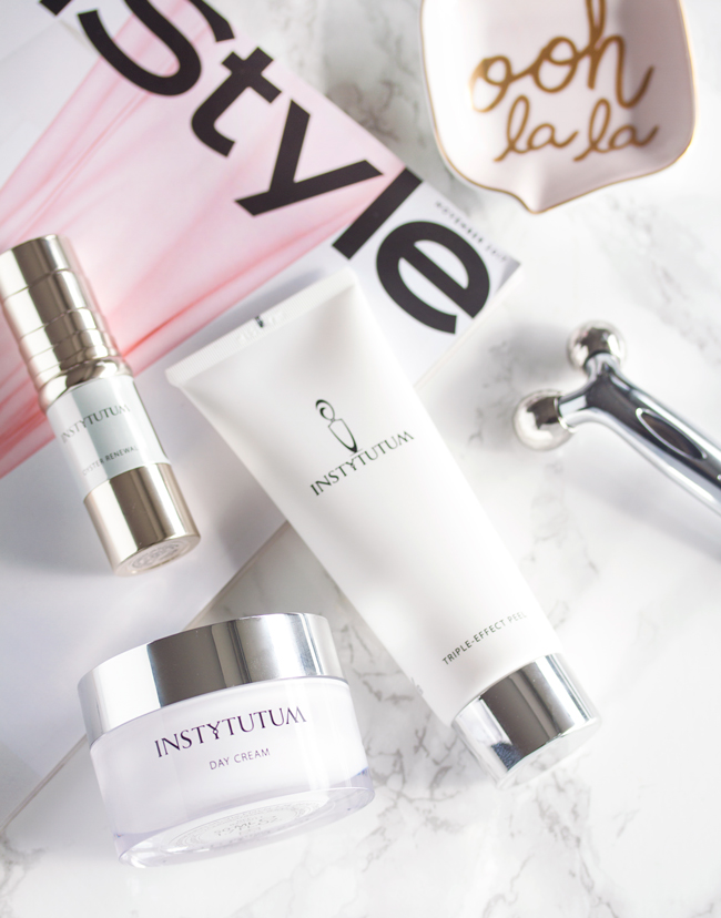 Instytutum Skincare, Instytutum Review, Instytutum Triple Effect Peel, Instytutum Oyster Renewal Serum, Instytutum Day Cream, Instytutum High Performance Skincare