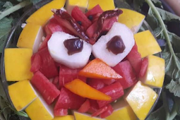 Fruity bird Salad Sub Recipe