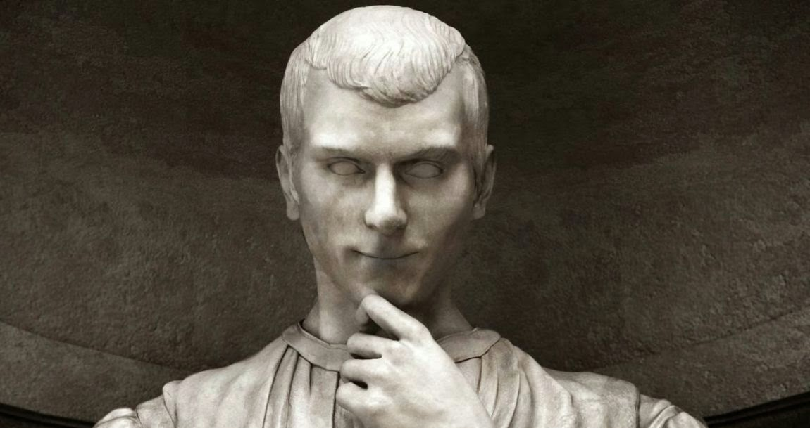 Maquiavelo, Estado y Derecho Constitucional