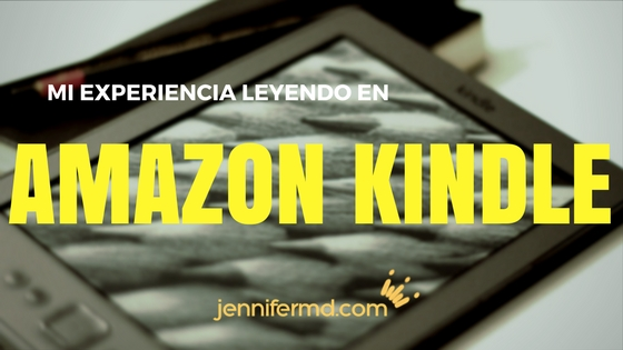 experiencia con amazon kindle