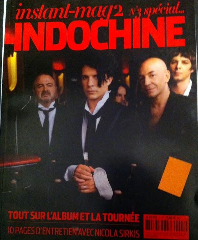 Revista Instant-mag 2 - N° 3 Especial Indochine