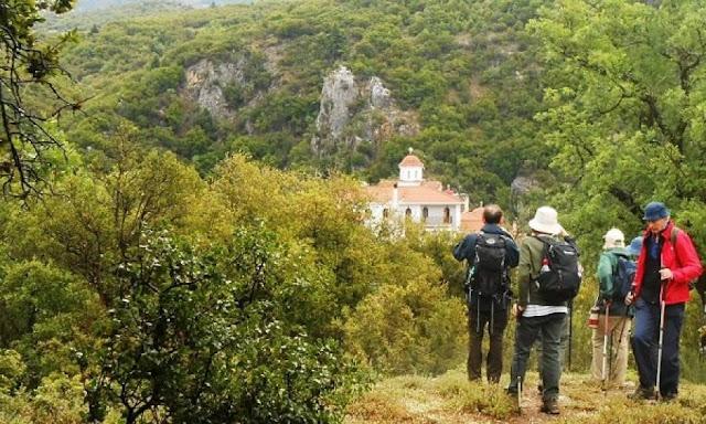 Τατούλης: Δίκτυο 1.100 χιλιομέτρων πιστοποιημένων μονοπατιών στη χώρα θα αποκτήσει η Πελοπόννησος