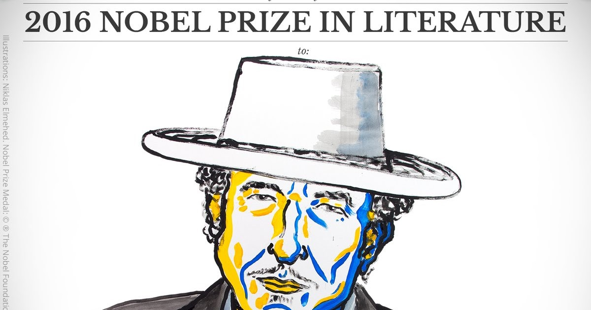 The Brownsville Observer: Bob Dylan Awarded the 2016 Nobel ...