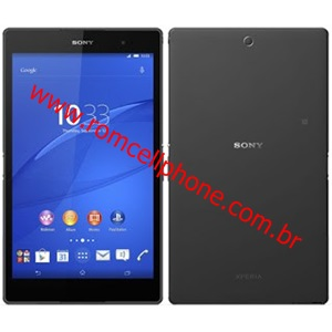 baixar  Rom Firmware Original Xperia Z3 Tablet Compact SGP621 Android 5.0 Lollipop