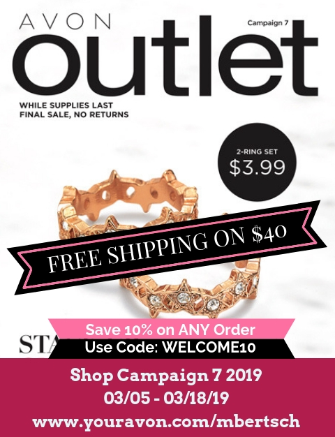 EBrochure at AVON Avon Outlet Campaign 7 2019 in 2019 Avon