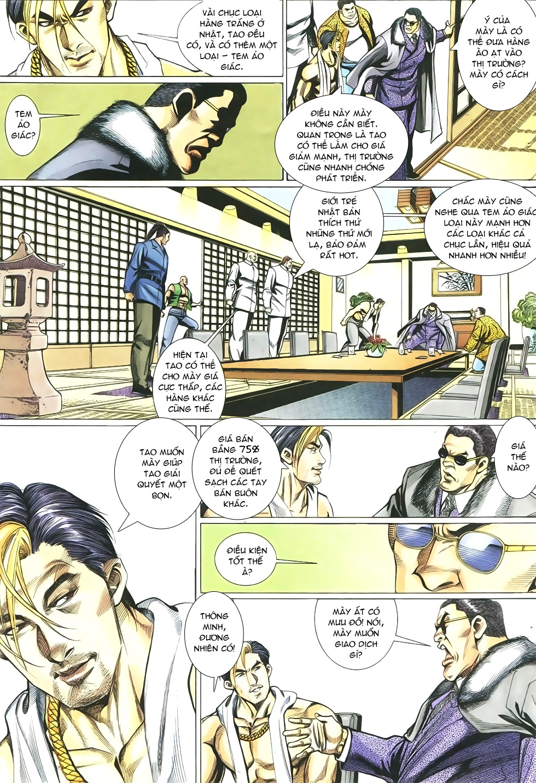 Người Trong Giang Hồ chapter 299 trang 22