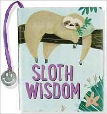 Sloth Wisdom Book