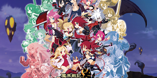 Disgaea RPG - Pre Registration, Japan Server