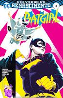 DC Renascimento: Batgirl #3