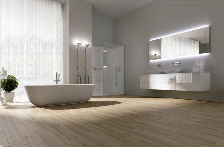 Een houten vloer in de badkamer elegant medium size of houten