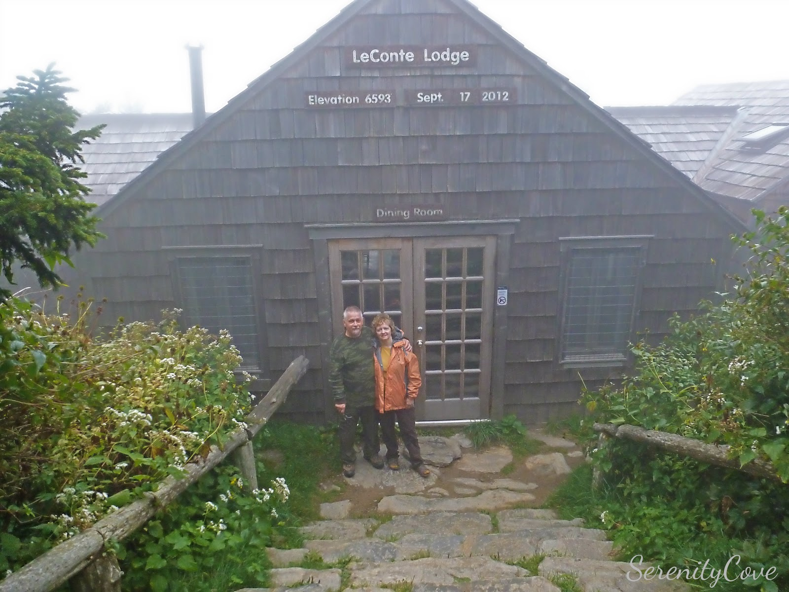 Serenity Cove Mount Leconte Hike Six