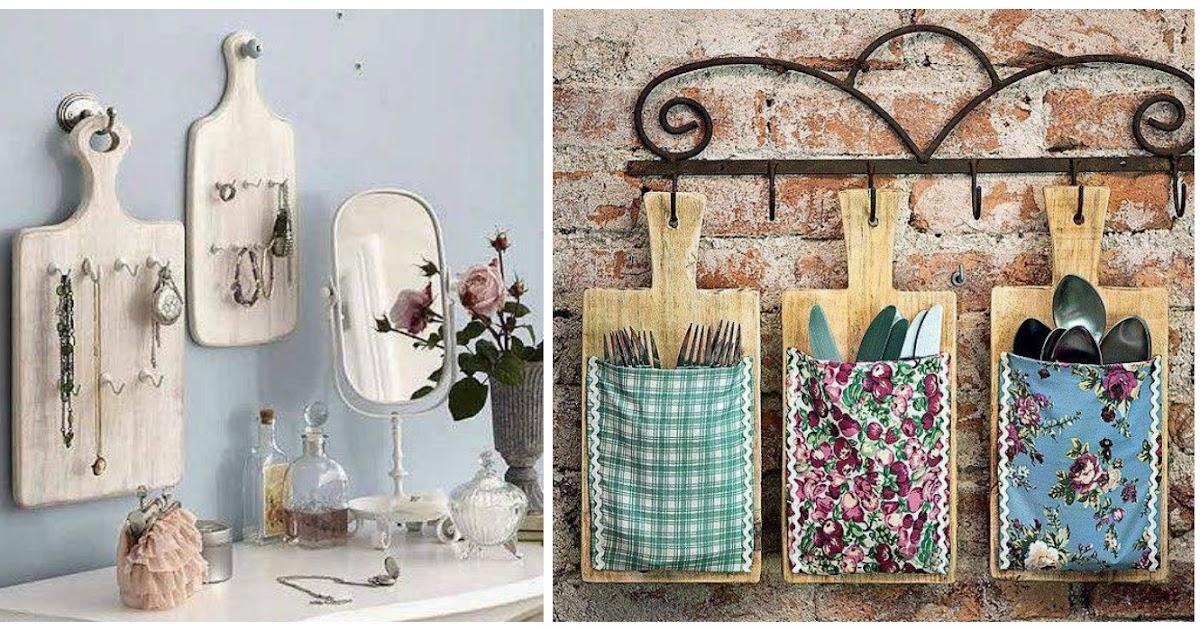 12 ideas creativas para hacer manualidades con tablas de - Fotos originales para hacer en casa ...
