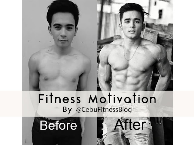 Cebu Fitness Motivation - Stace Cervantes