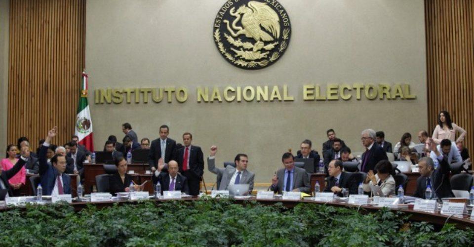 INE aprueba multas a partidos por 872 mdp; el PRI, el que más sanciones tiene