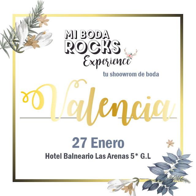 showroom nupcial mi boda rocks experience valencia enero 2019