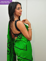 Sanjjana Glamorous at Naturals Saloon launch-cover-photo