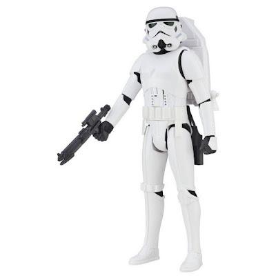 JUGUETES - STAR WARS Rogue One Muñeco Interactivo : Soldado Imperial PELICULA DISNEY | Hasbro B7098 | A partir de 4 años Comprar en Amazon España