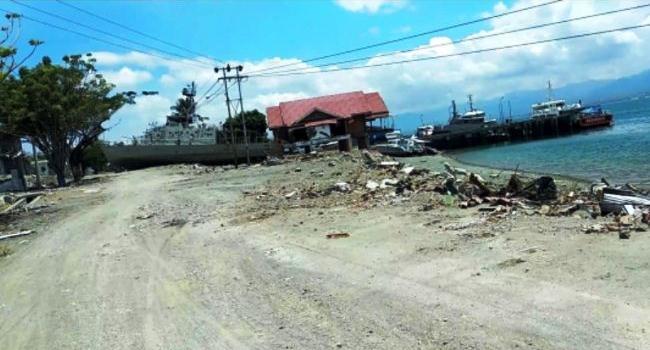 KAL Andau terseret Tsunami