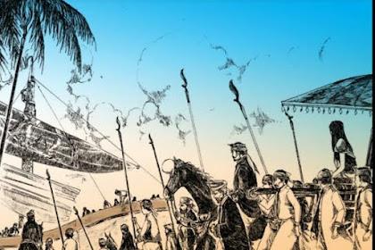 Sejarah Awal Mula Terjadinya Perang Bubat