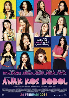 Download Film Anak Kos Dodol (2015) Full Movie