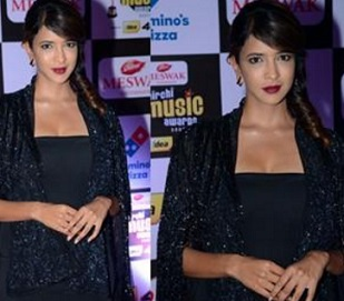 Lakshmi Manchu At Mirchi Music Awards 2016 Photos