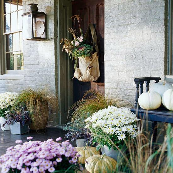 Love That: Pretty Neutral Fall Entry Ideas