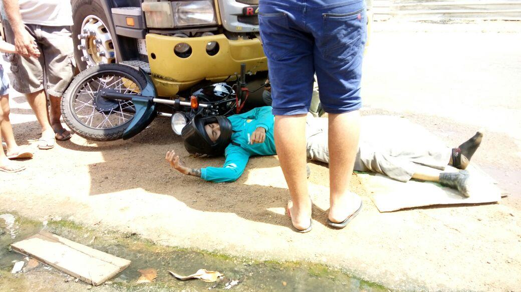 Roaovivo, Rondônia ao vivo, acidente