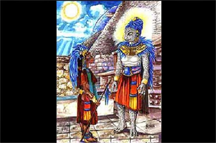 Were Quetzalcoatl And Kukulkan Extraterrestrials From The Pleiades? Ghs56hghgf