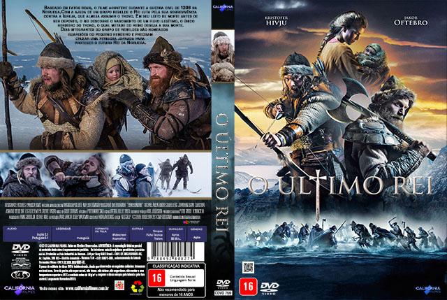 O Último Rei DVD-R