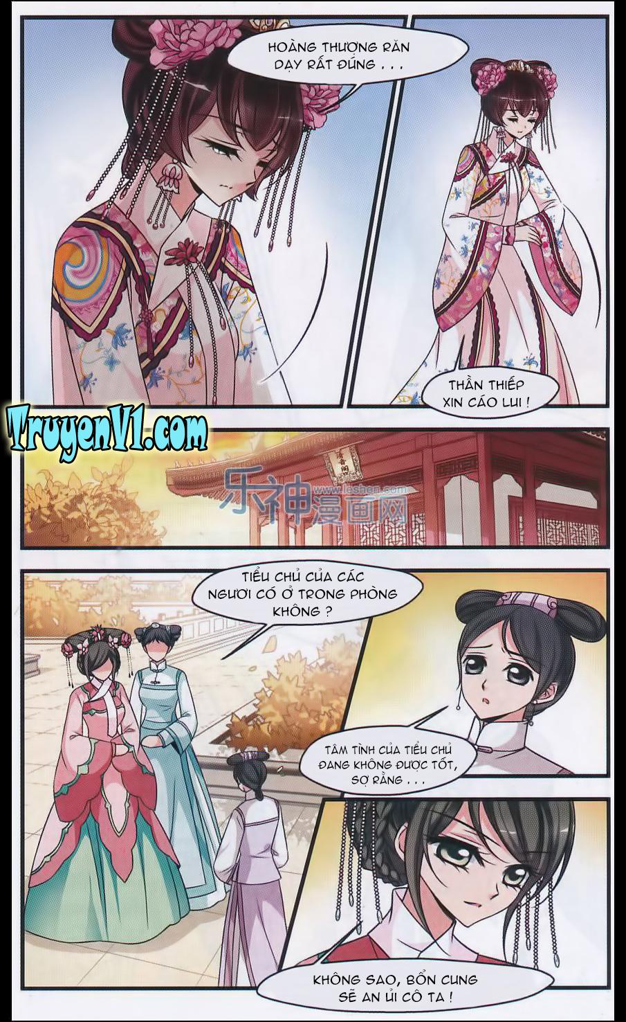 a3manga.com Phi Đãi Nghiên Tuyết Chap 92