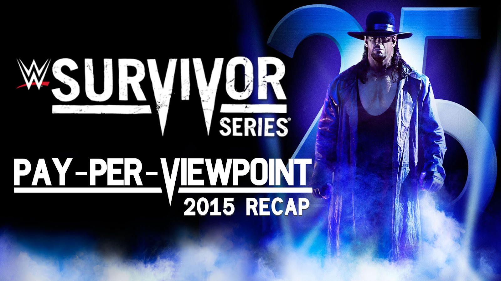 WWE Survivor Series 2015 Recap and Review Podcast