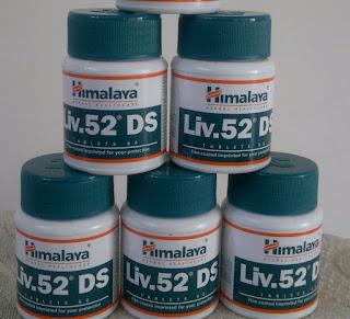 10 Himalaya Liv 52 DS tablet LIV.52 DS / LIV DS ex-2018 fast ship