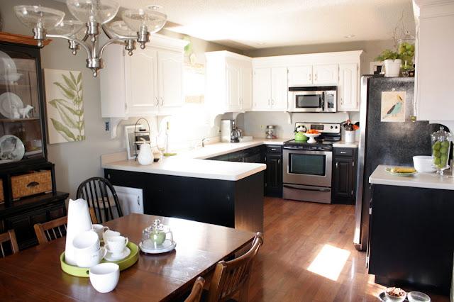 Sweet Something Designs: Kitchen Facelift {Phase 2}: The Plan